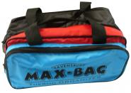 Max-Bag blue/red/black