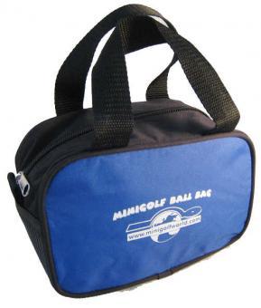 Kleine Balltasche Mini Bag blau