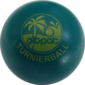 Pit Pat Turnierball grün