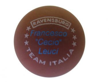 Francesco Cecio Leuci Team Italia