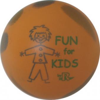 Fun for Kids orange
