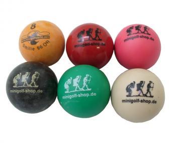 6 hobby balls