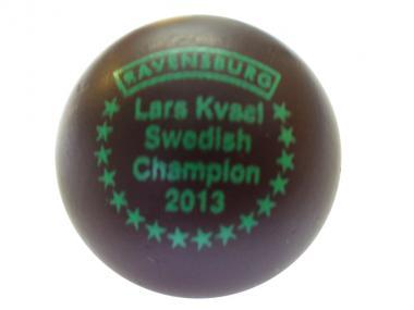 Lars Kvael Swedish Champion 2013 RL
