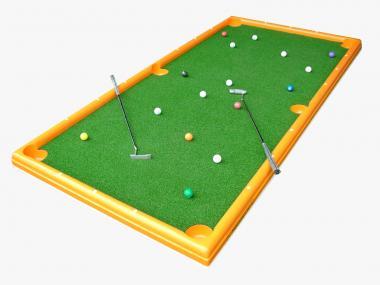 Pool-Golf