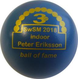 SwSM 2018 indoor Peter Eriksson ML