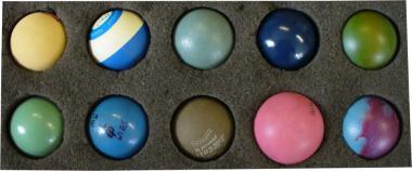 10er Ball-Set